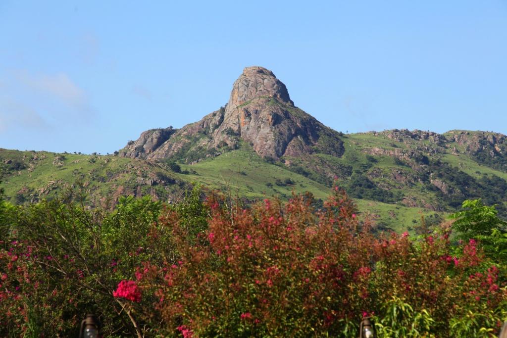 Execution Rock Eswatini Swaziland