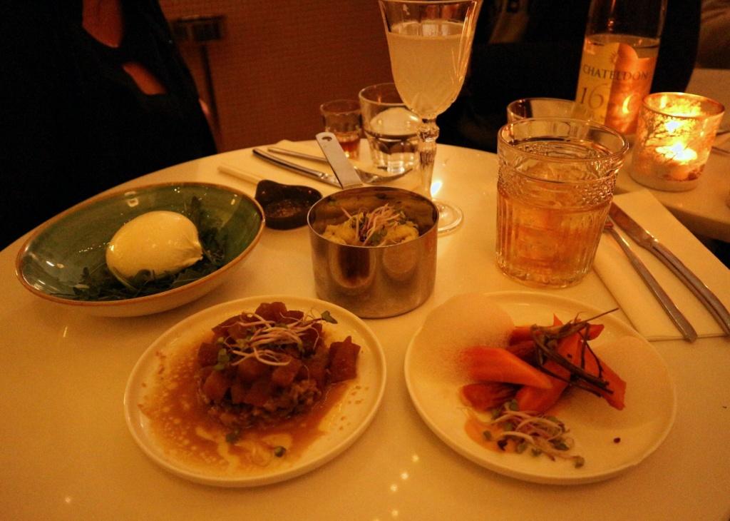 Les Francaises Restaurant Paris 75017