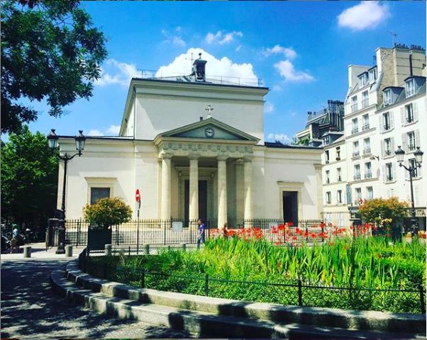 Place du Dr Félix Lobligeois Paris 17
