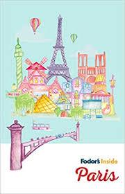 Fodor's Inside Paris cover