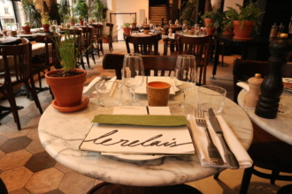Le Relais Restaurant Paris 75011