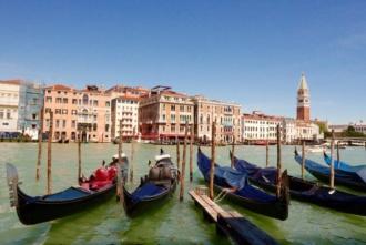 Venice from Punta Dogana