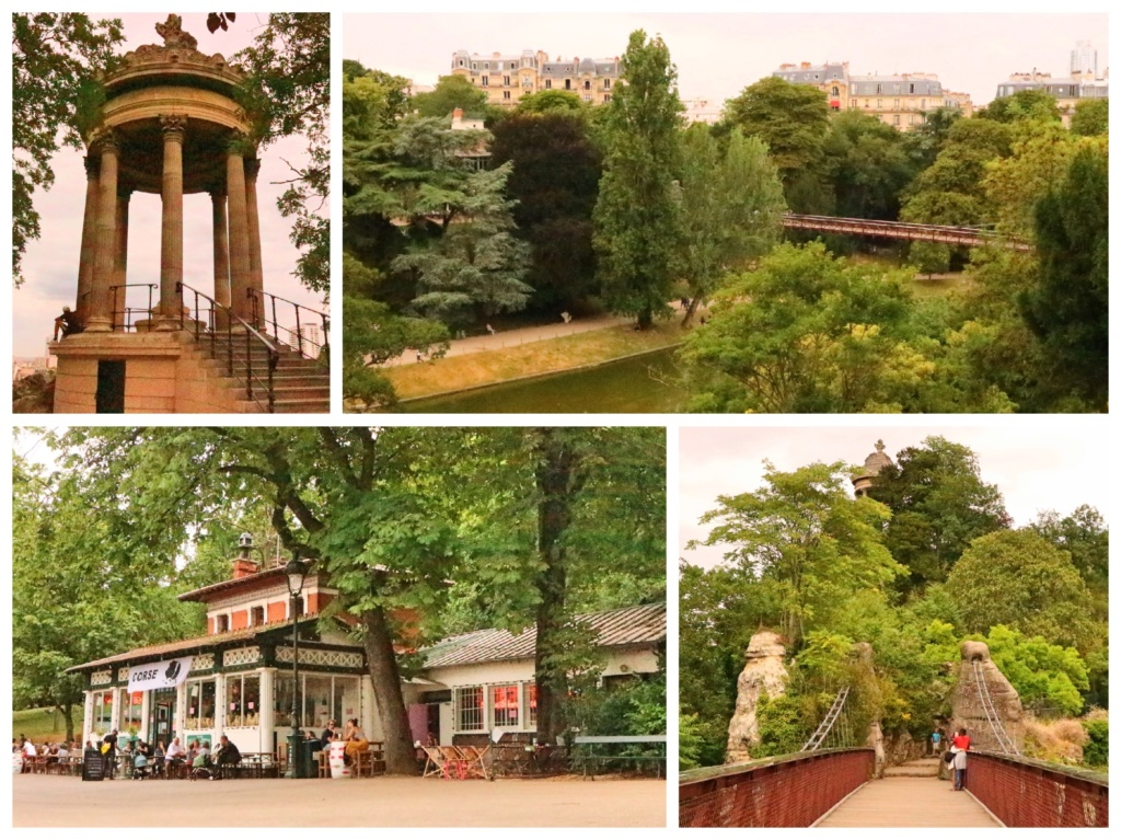 Buttes-Chaumont Paris 75019