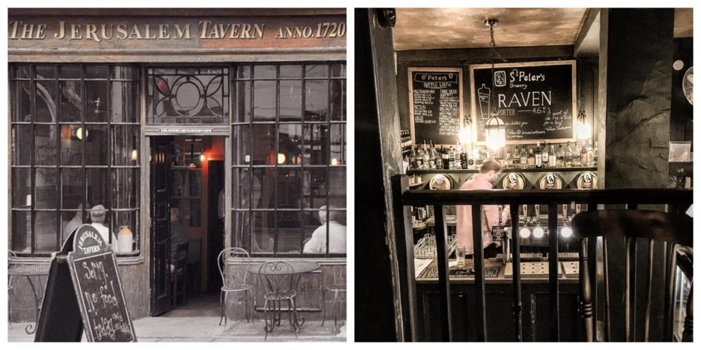 Jerusalem Tavern London Instagram