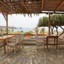 Mykonos Baba Houlakia cafe