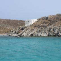 Mykonos cruise deserted beach 2