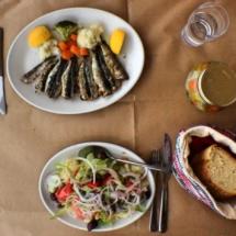 Paros Halaris Fish Tavern Greece