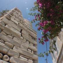 Paros castle