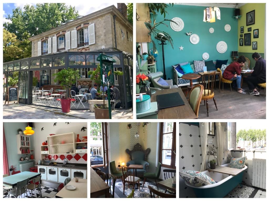 Pavillon des Canaux Paris 75019