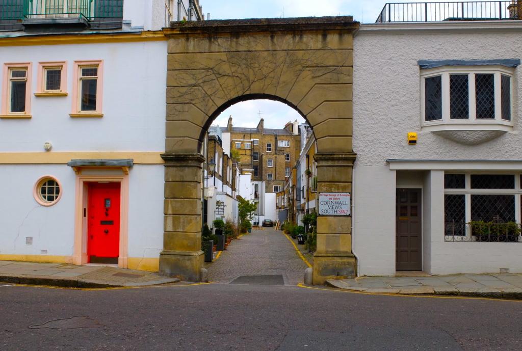 Cornwall Mews London