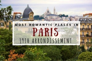 Romantic 19th arrondissement i