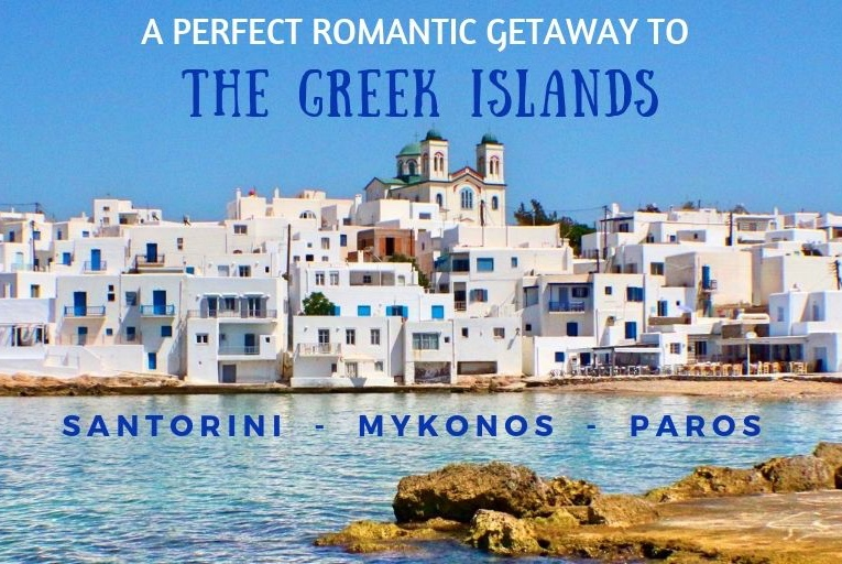 Romantic Guide Greek Islands index 2
