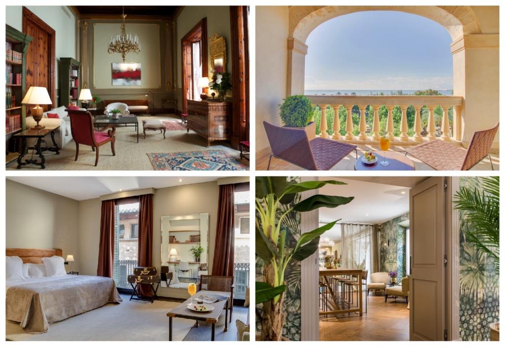 IT Mallorca boutique hotels details