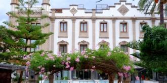 Gran Hotel Soller exterior