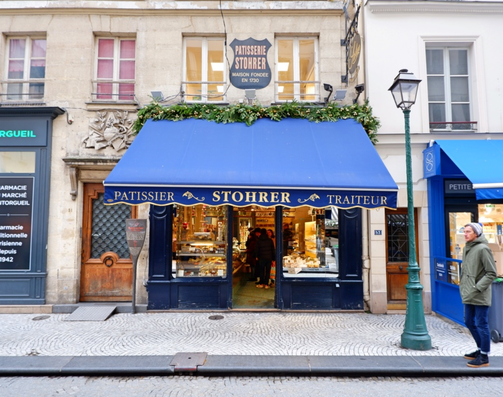 Purchase History: The Oldest Shops in Paris