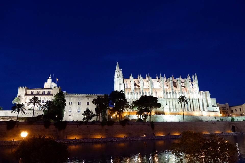 Cathedral - Palma de Mallorca - night