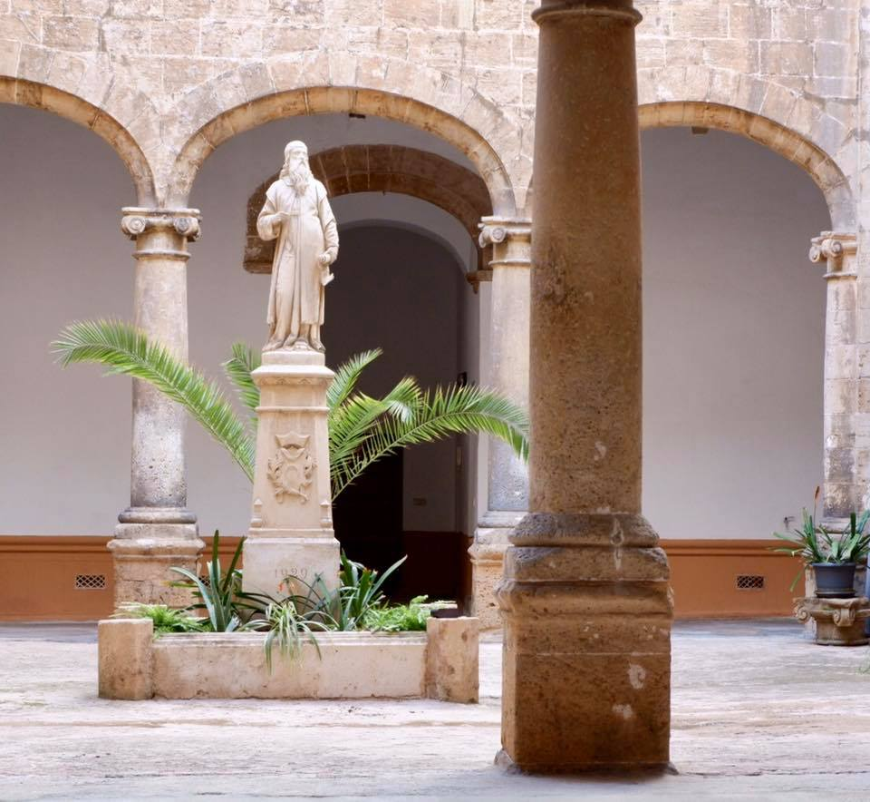 Courtyard - Palma de Mallorca