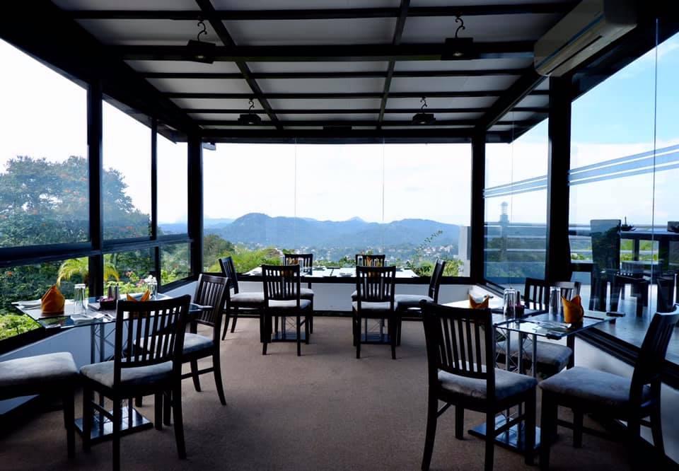 The Theva Residency restaurant