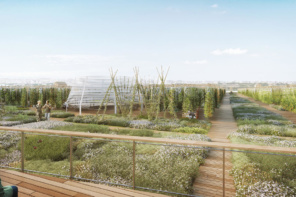World's Largest Urban Farm To Open in Paris