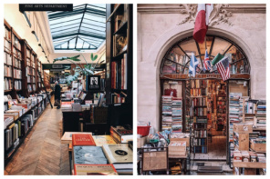 Our Favorite English Bookstores in Paris