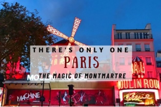 There's only one Paris - The Magic of Montmartre FB index 2