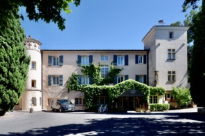 Le Pigonnet, a Romantic Oasis in Aix-en-Provence