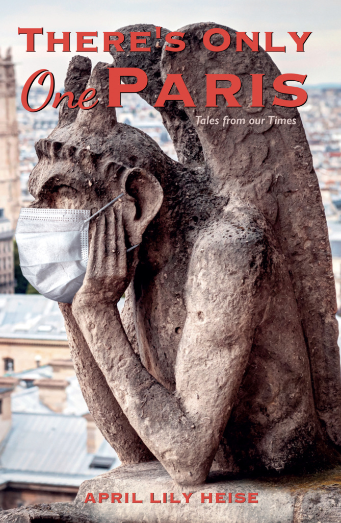 There's Only One Paris - front cover